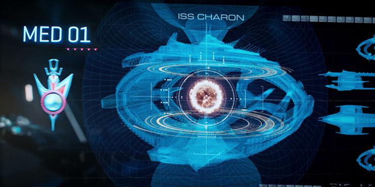 Charon'un gizli silahı