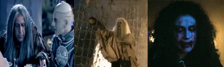 Van Helsing S02 Witch